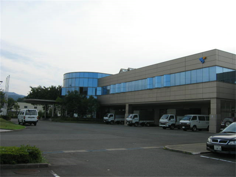 株式会社K社屋・配送センター