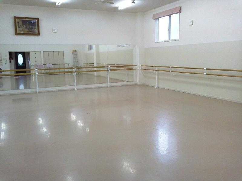 エンジェルバレエアカデミー 教室