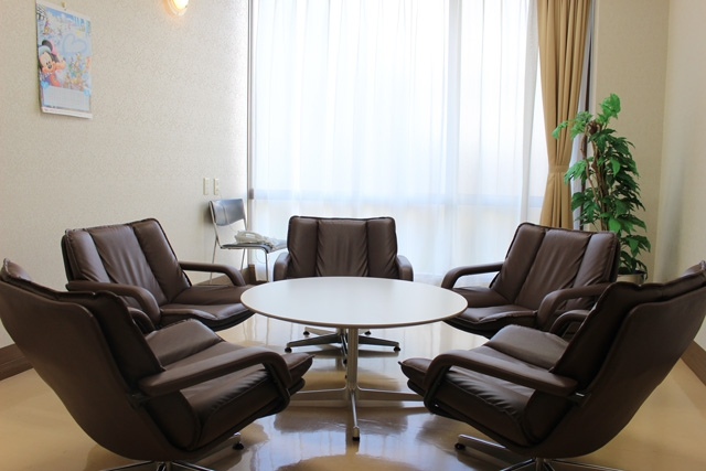 介護老人保健施設リバーイースト 相談室