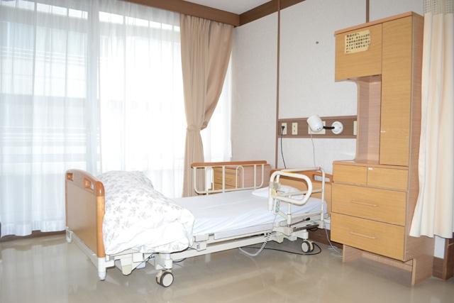 介護老人保健施設リバーイースト 居室