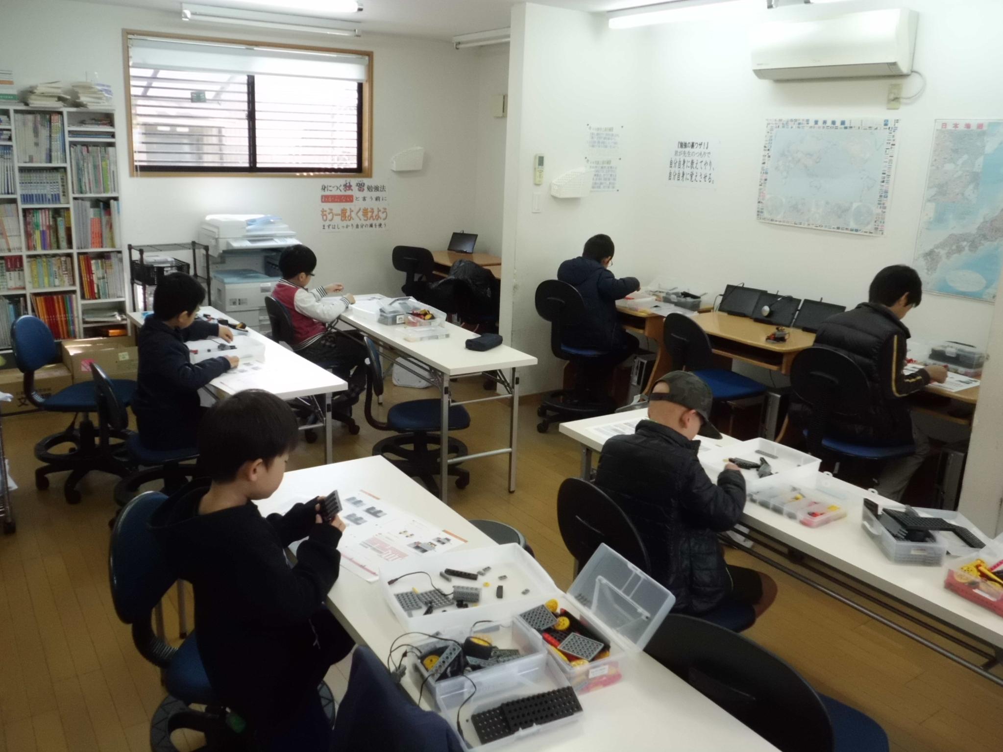 ロボット教室170311