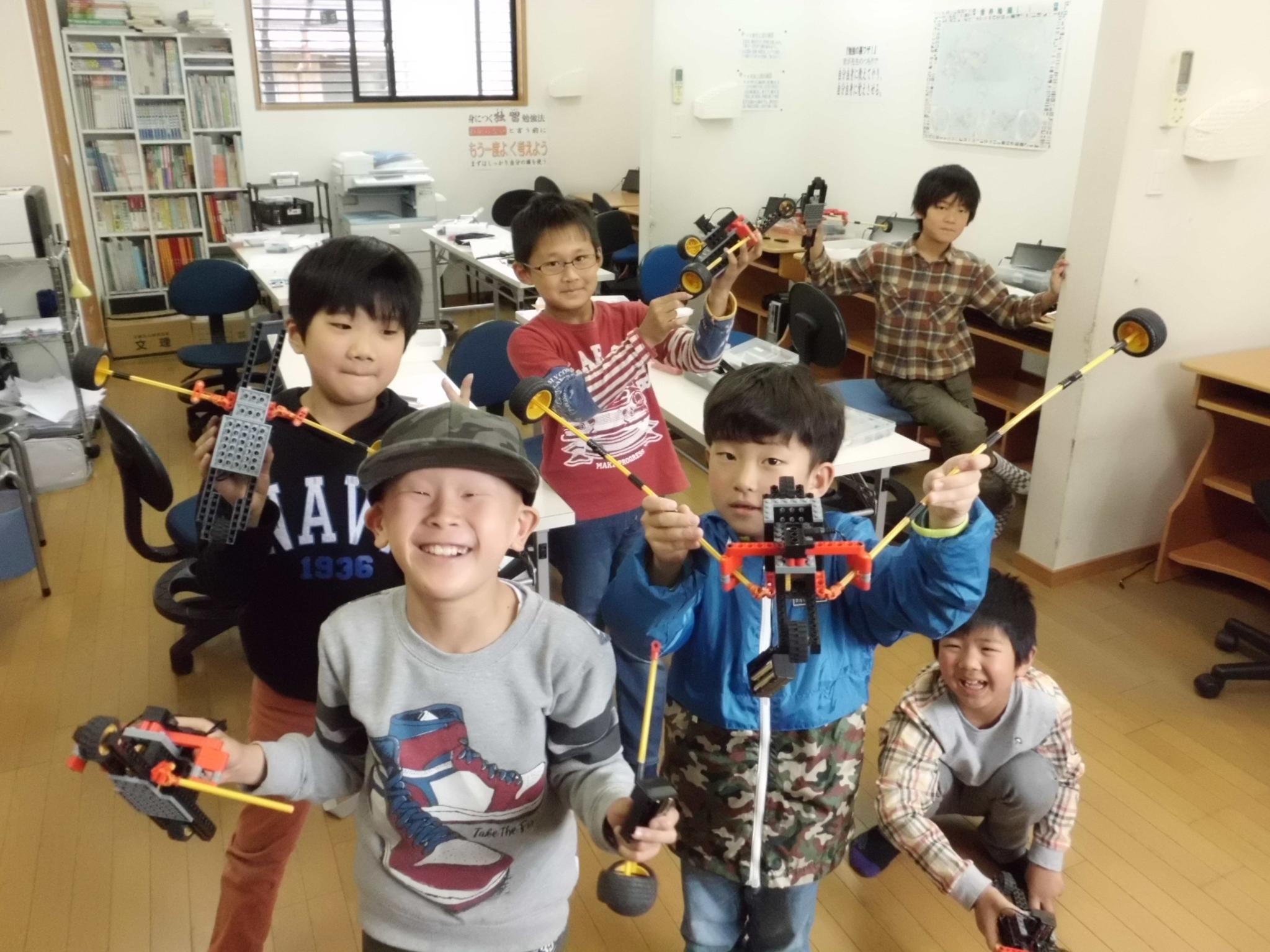 ロボット教室170422
