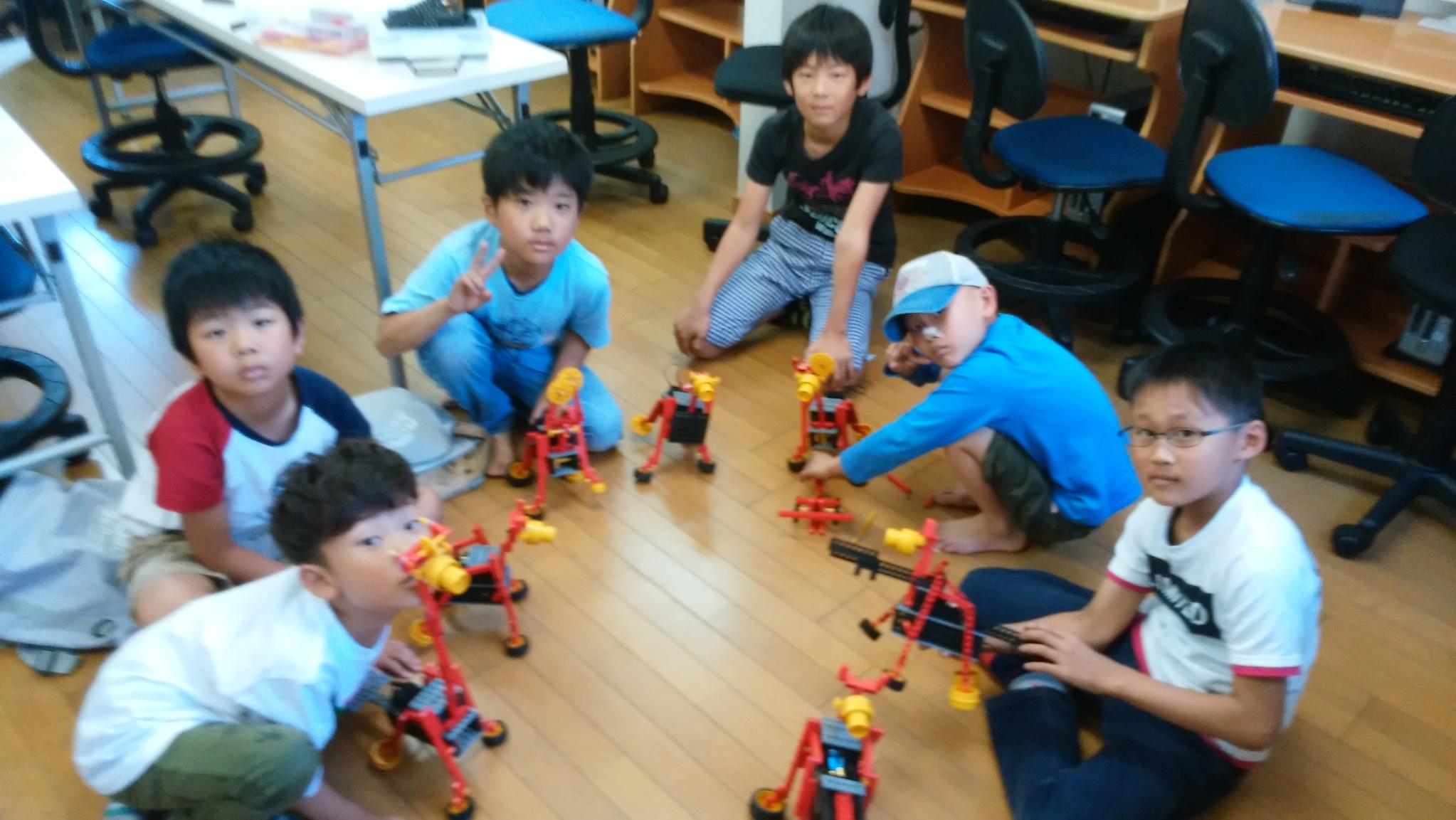 ロボット170527②