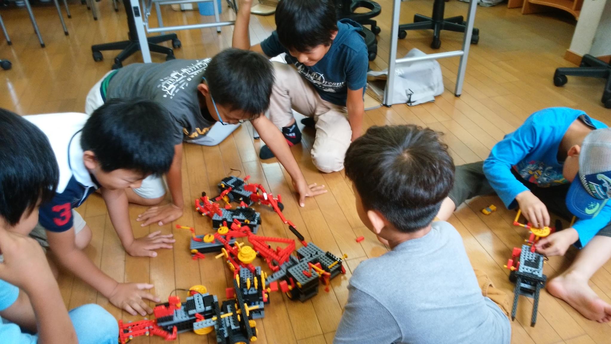 ロボット教室170624