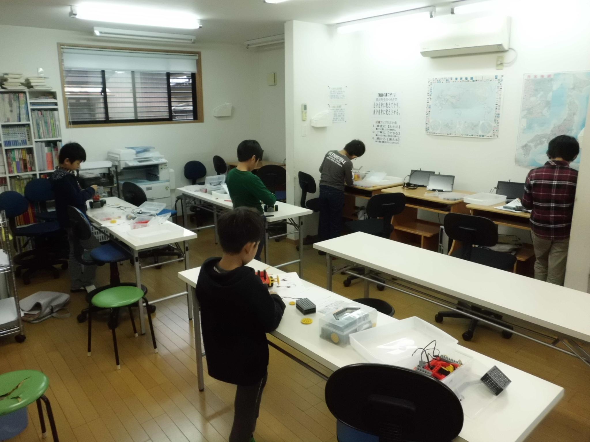 ロボット教室171028
