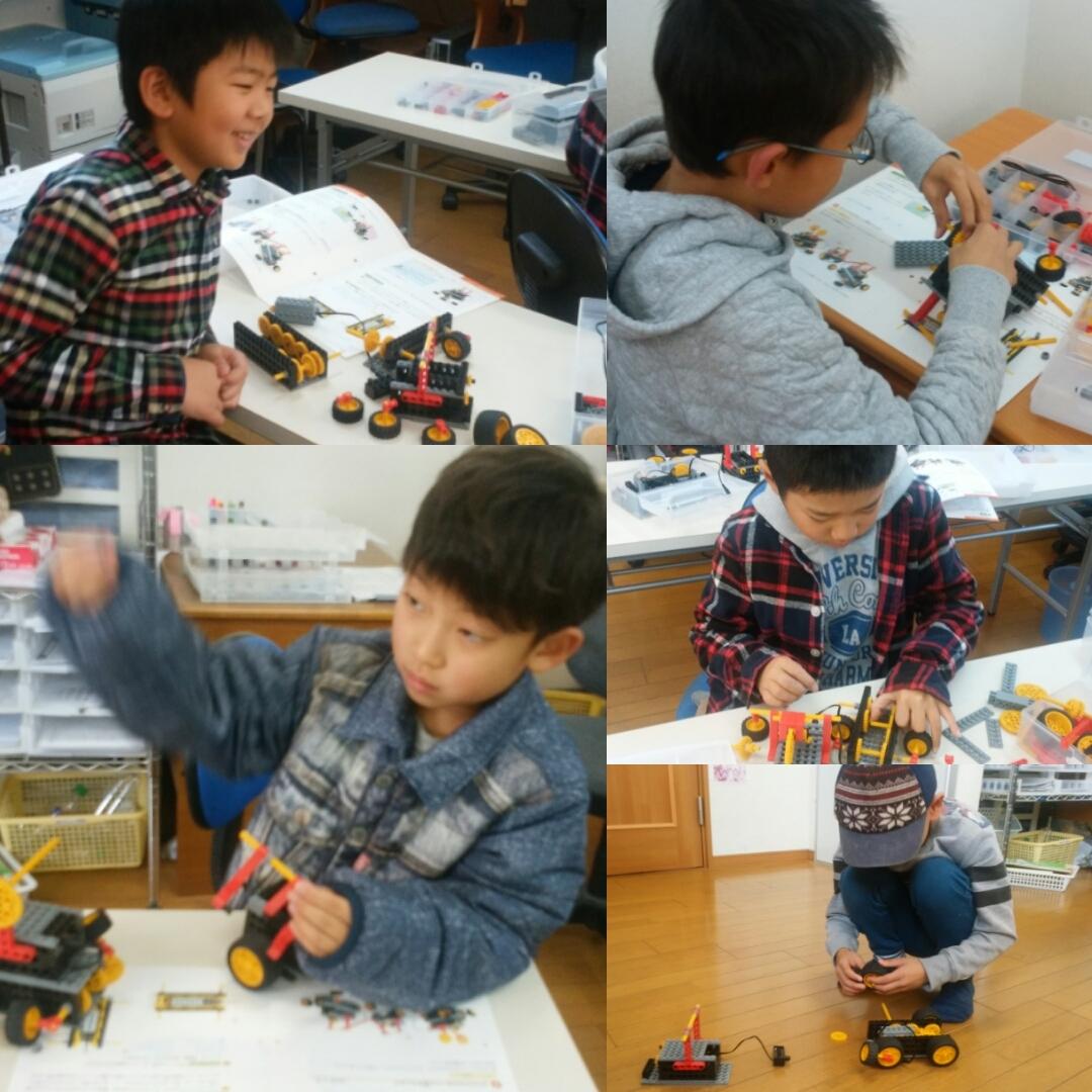 ロボット教室171223