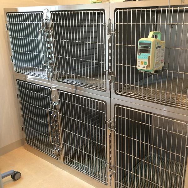 かみた動物病院 入院室