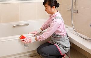 ご家庭の定期お掃除