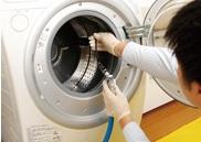 洗濯機 ドラム式 手順3