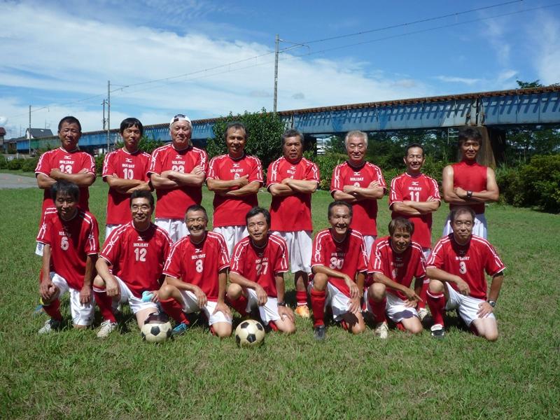 50代~60代のチーム