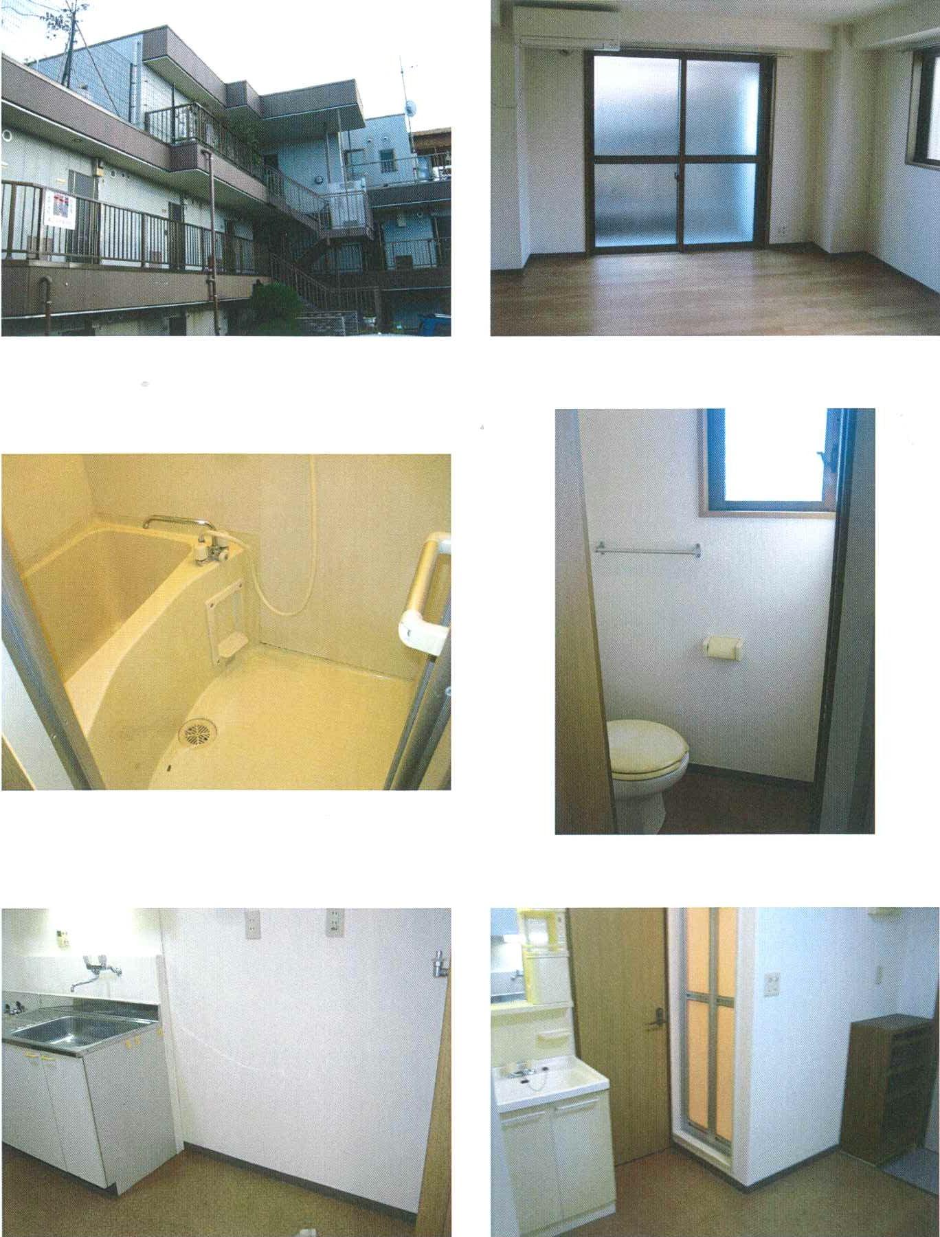 サンブレス峰岡201号室