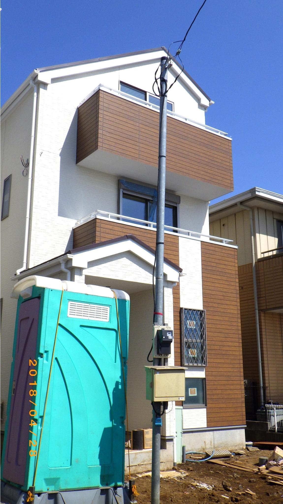 横浜市泉区和泉町新築分譲住宅