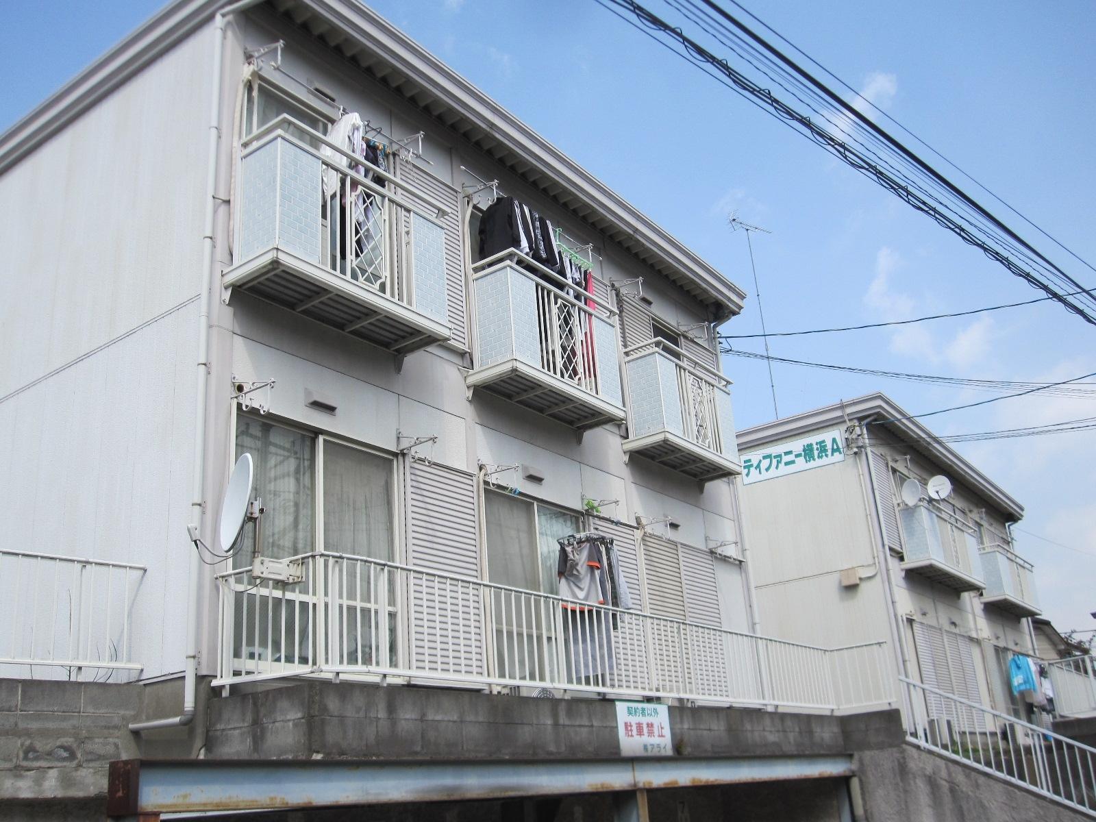 ティファニー横浜A棟-102