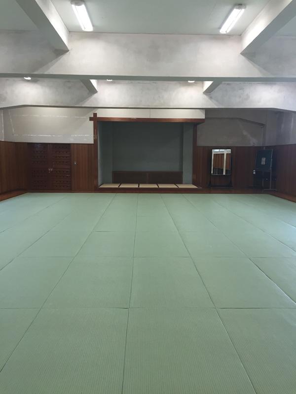 立志塾 練習場所 浦和駒場体育館