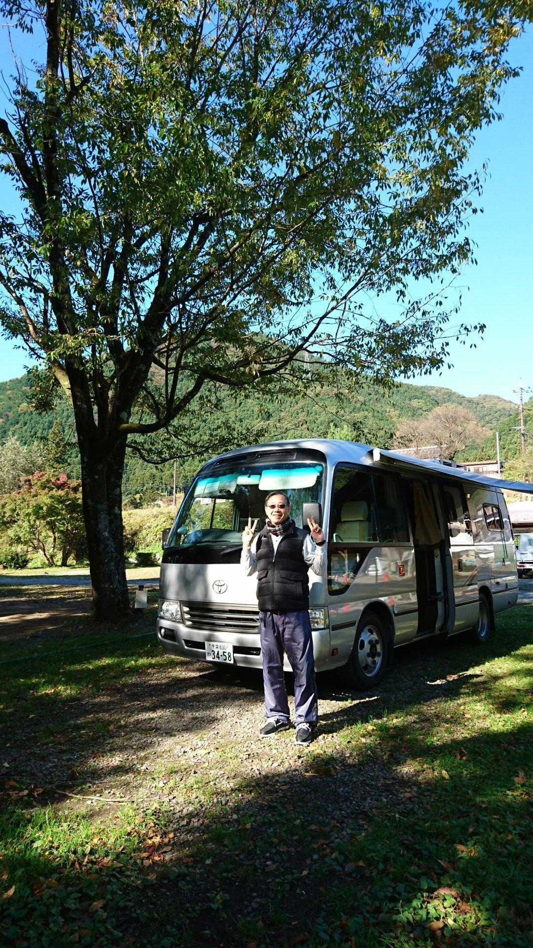 鬼怒川キャンプ場