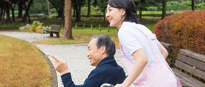 訪問介護・障がい者支援