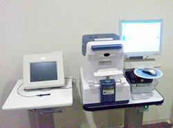 超音波画像診断装置・スペキュラーマイクロスコープ