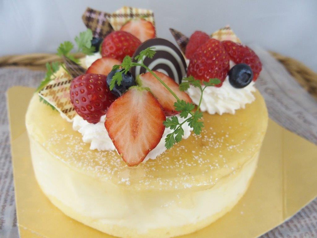 チーズケーキ アントルメ
