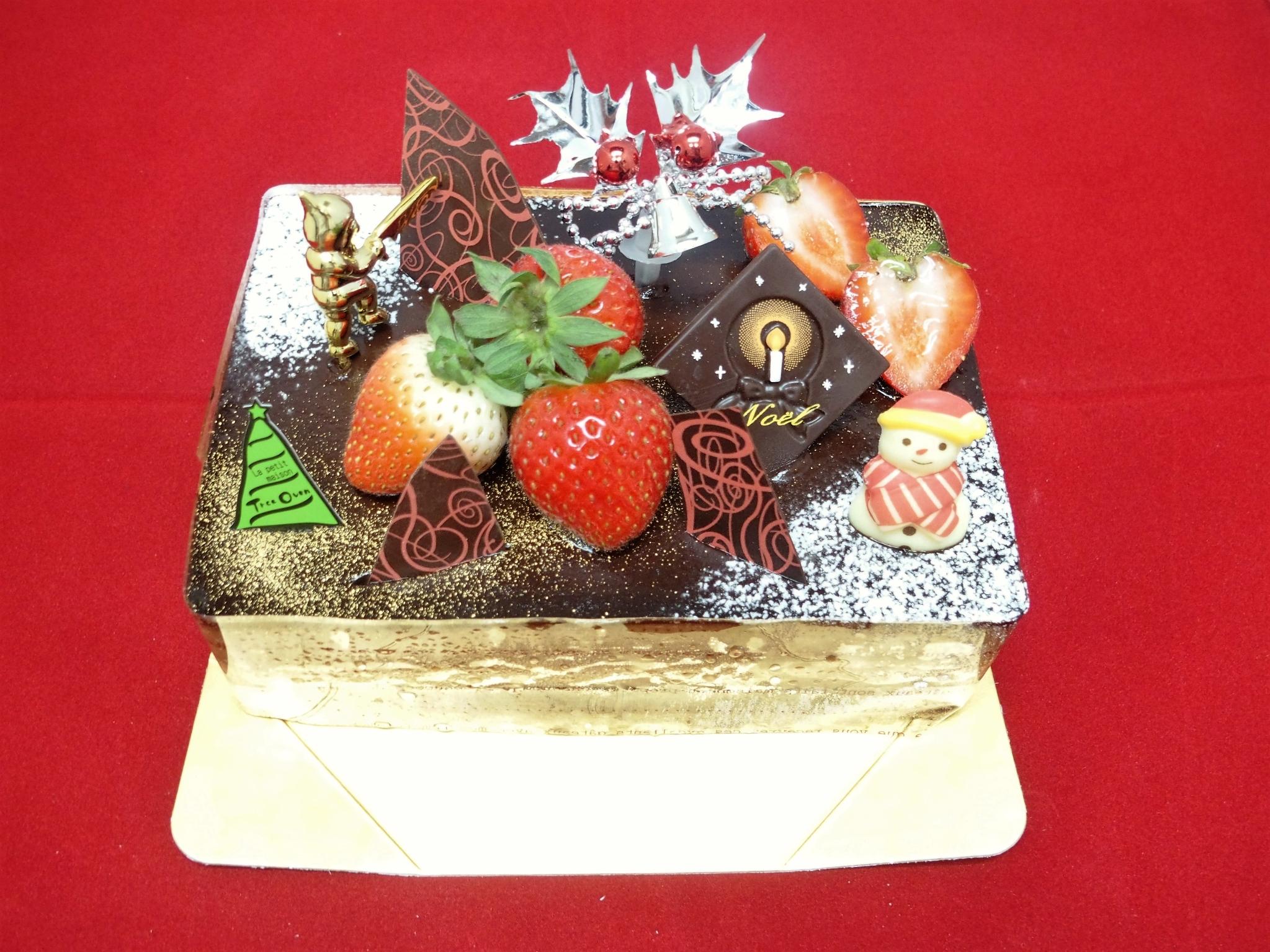クリスマスグランノアール