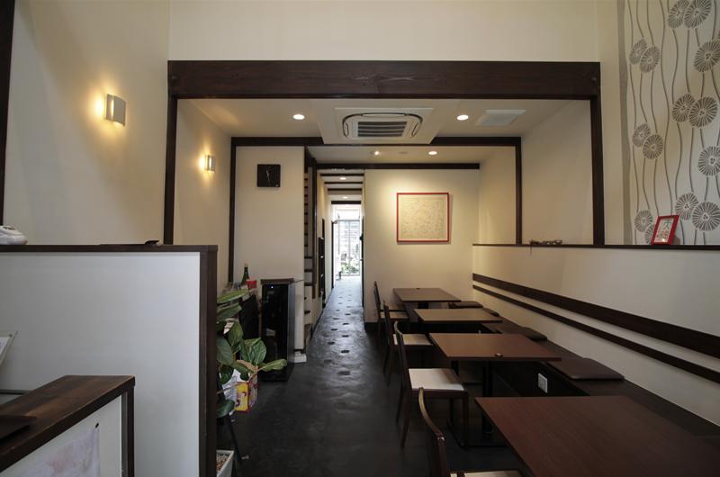 店舗新築改修工事(シナブロ様)