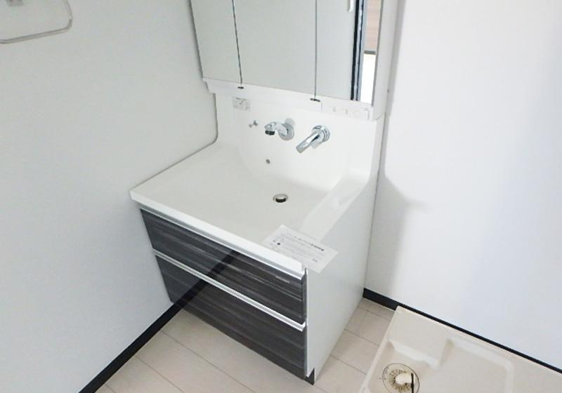 内装洗面台