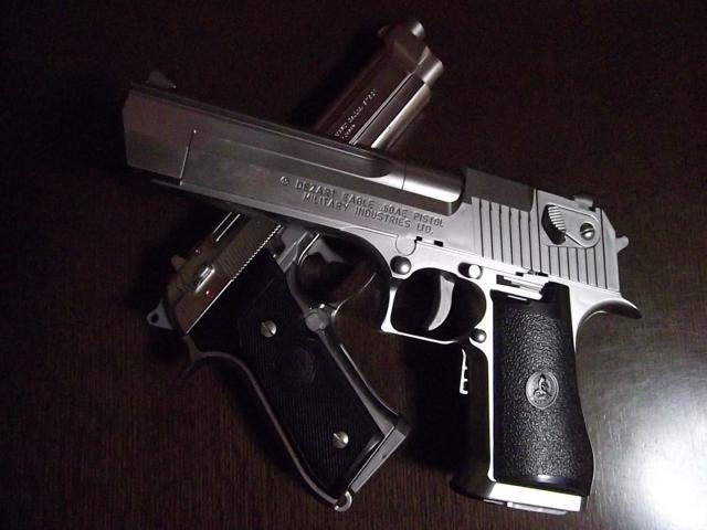銃イメージ