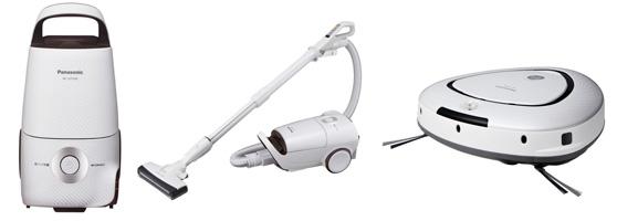 掃除機/ロボット掃除機