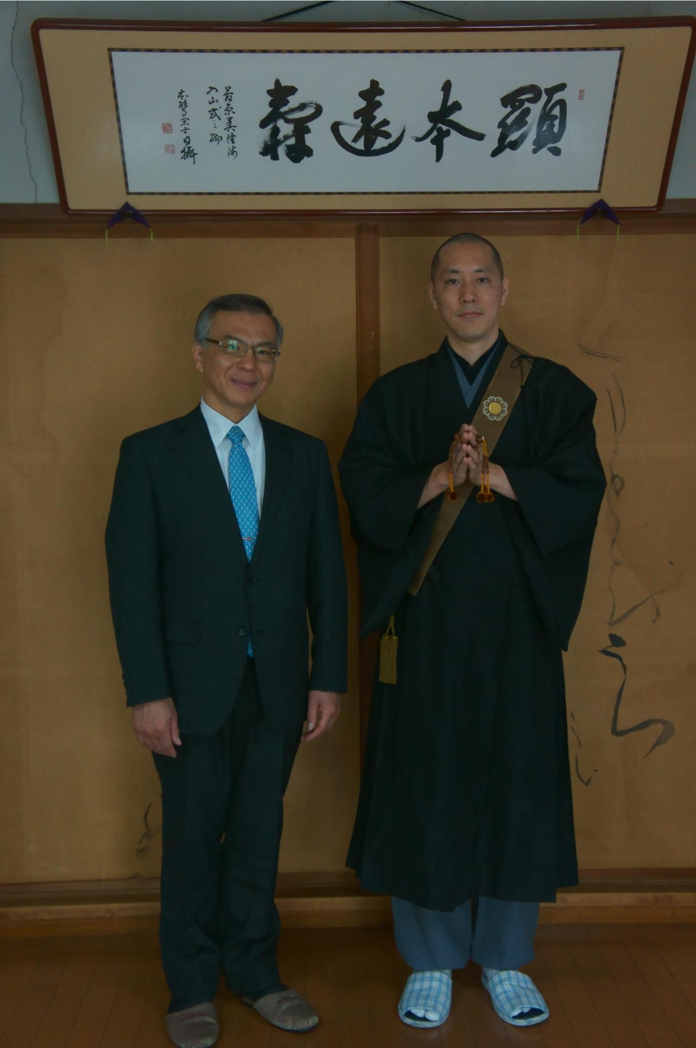 第6回 隆達忌講演会⑤小野先生と菅原住職