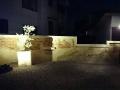 T市T邸 モルタル造形工事  エクステリアなどお庭づくりなら漆原造園土木で 群馬県
