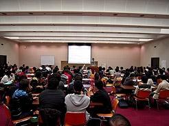 福岡工業大学知能機械工学科1年生1