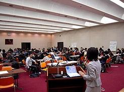 福岡工業大学知能機械工学科1年生2