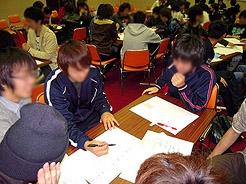 福岡工業大学知能機械工学科1年生4