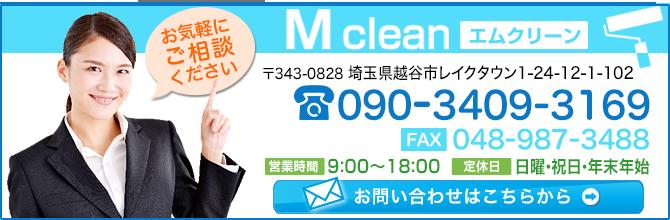 消臭 防カビ 防汚 抗ウィルス 室内はいつも無臭でクリーン|M cleanエムクリーン