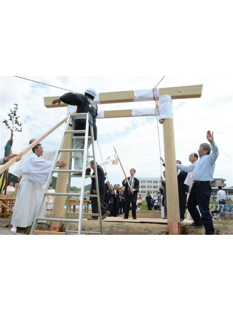 平成29年 神田鳥居奉建祭2