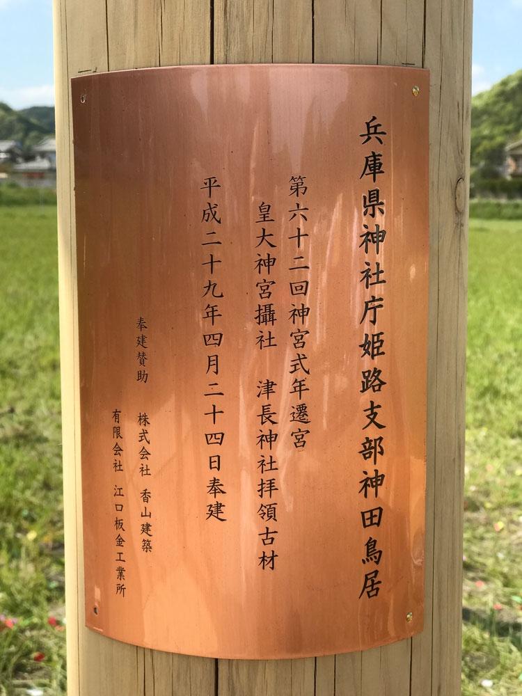 平成29年 神田鳥居奉建祭3