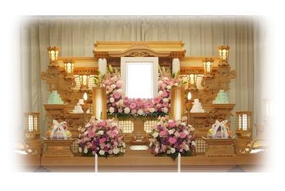 お花で見送る家族葬プラン