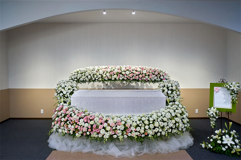 お別れ葬施行例