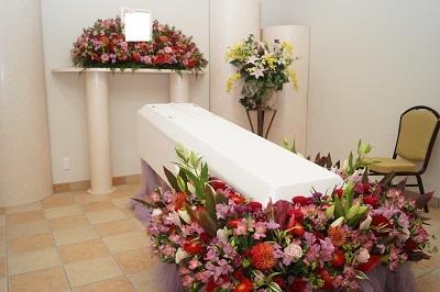 お別れ葬事例