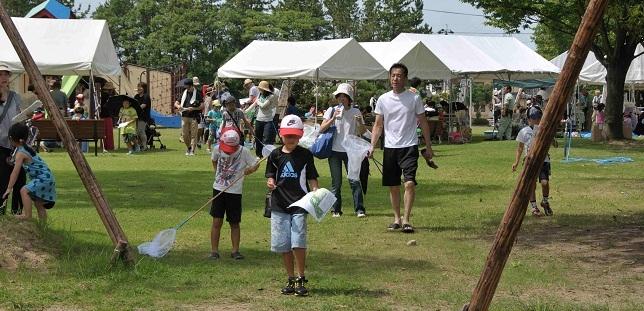 石川県金沢市北部公園