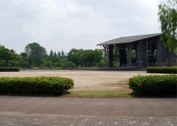 イベント広場・休憩所