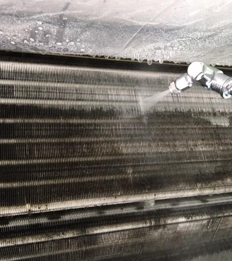 北名古屋市エアコンクリーニング