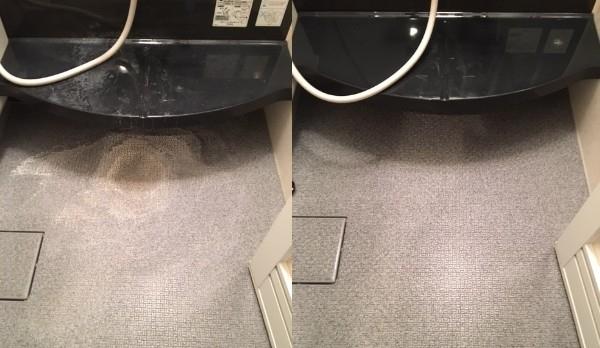 愛知県一宮市老人ホーム浴室清掃