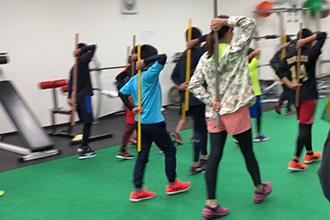 長期育成野球トレーニング教室