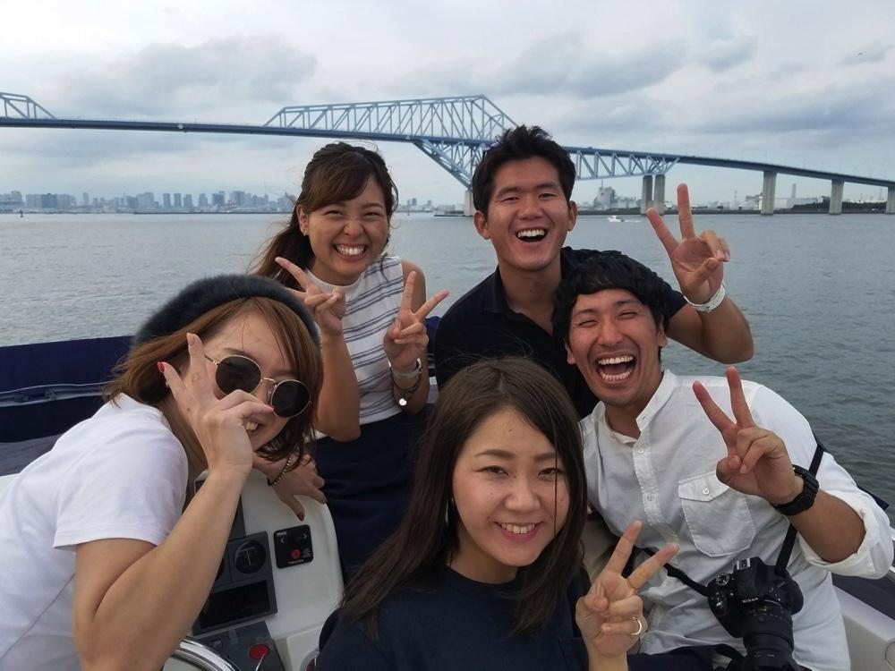 隅田川東京湾クルーズ6