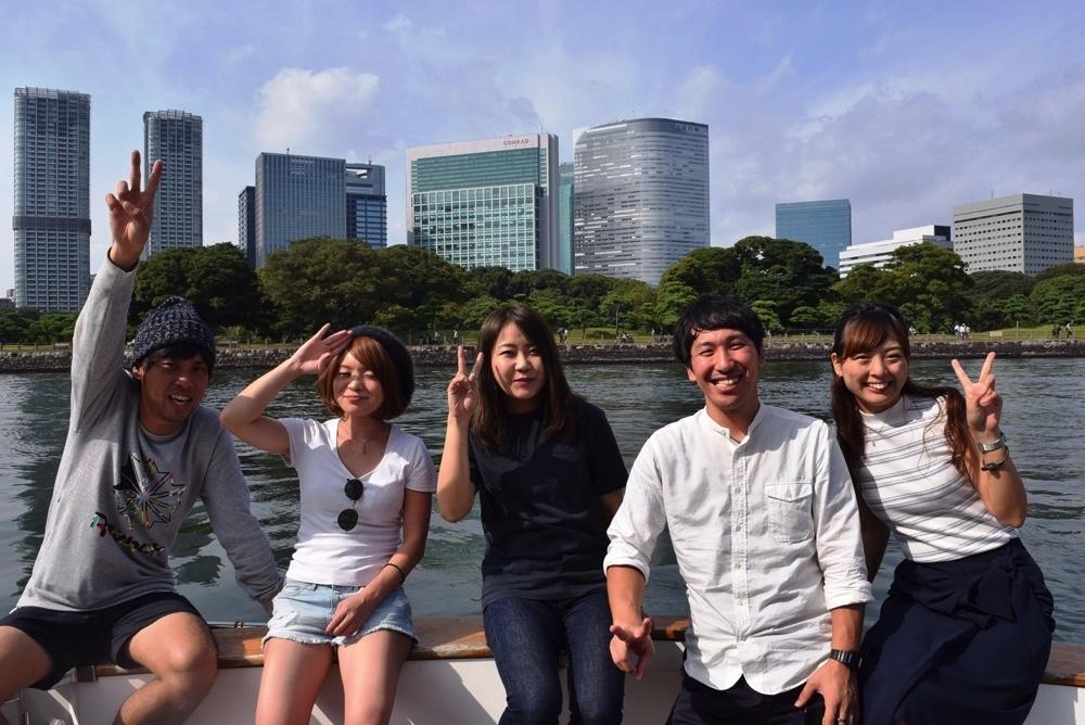 隅田川東京湾クルーズ11