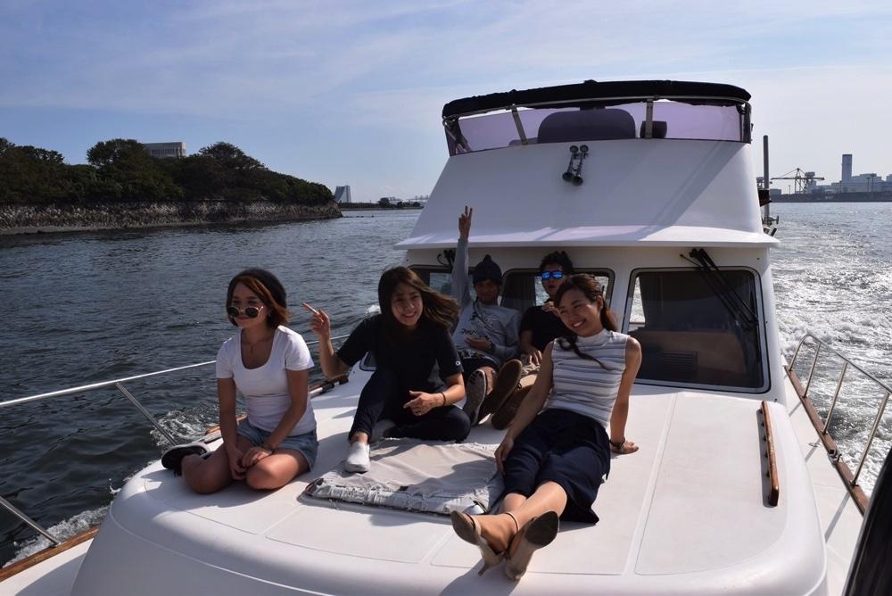隅田川東京湾クルーズ12