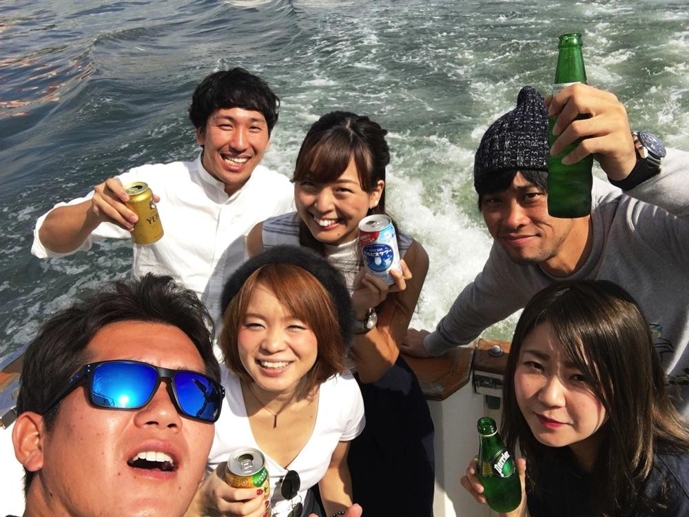 隅田川東京湾クルーズ13