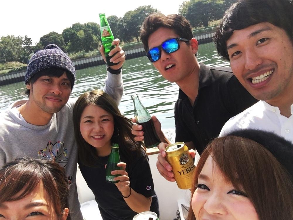 隅田川東京湾クルーズ14