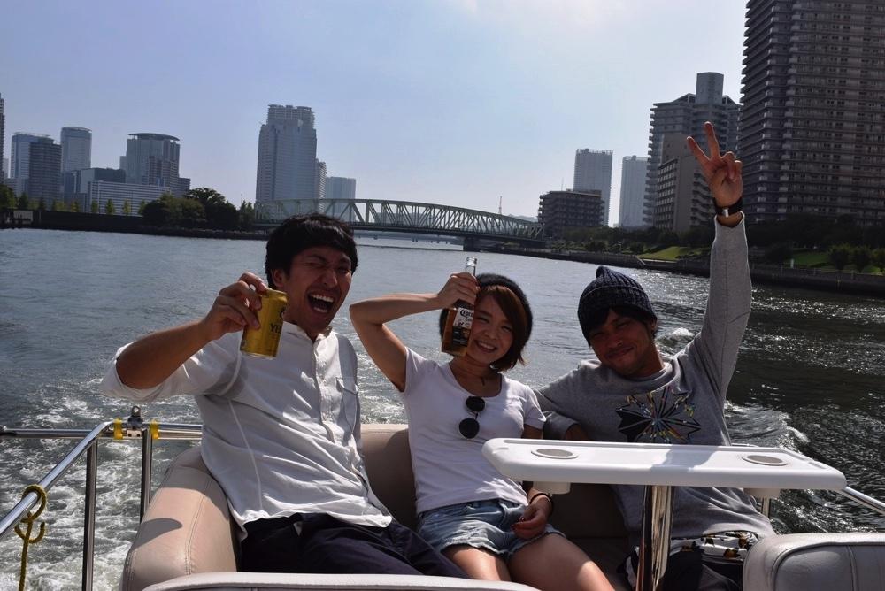 隅田川東京湾クルーズ18