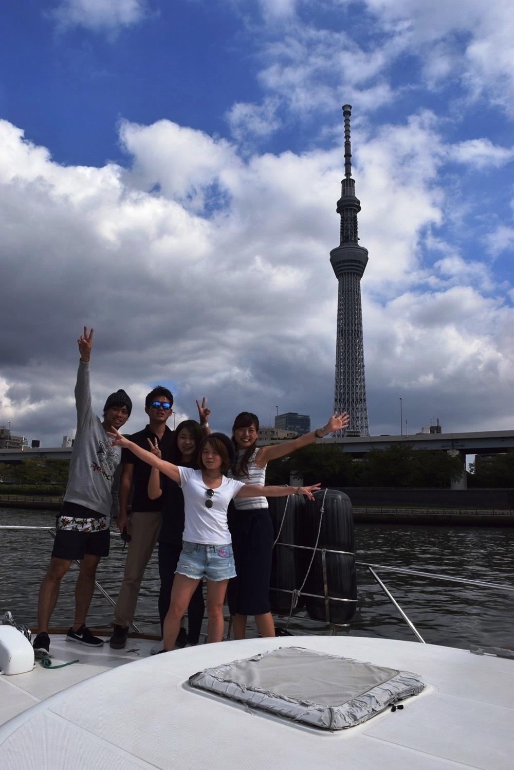 隅田川東京湾クルーズ20
